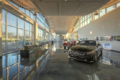 Mercedes Museum and Visitor Center
