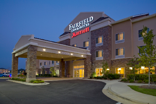 Fairfield Inn & Suites Hotel Montgomery