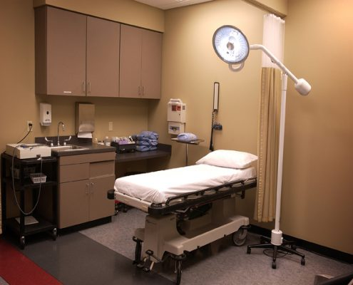 medcenter patient room