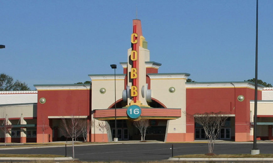 Cobb Theatre Hollywood 16 Cinema