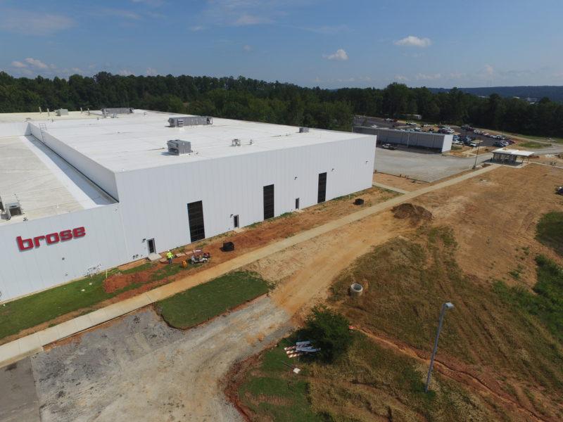 Brose Plant Expansion