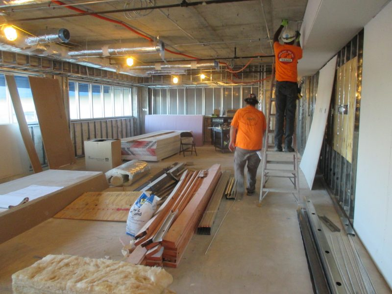 Jefferson County Human Resources Office Renovations Phases I & II